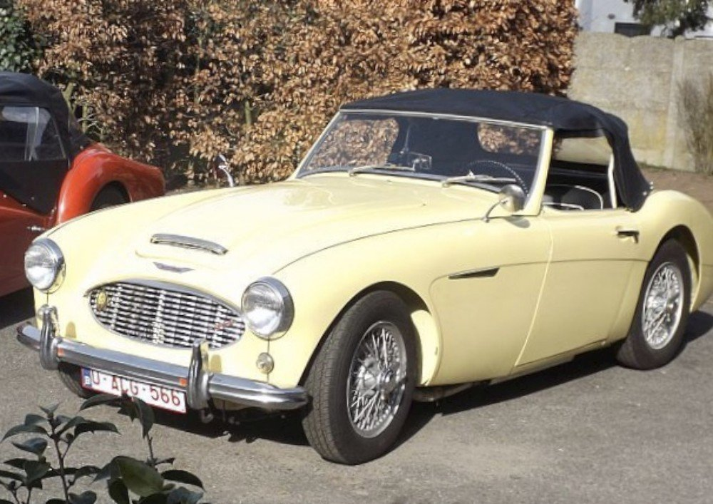 1956 Austin Healey 100 Six For Sale (picture 4 of 4)