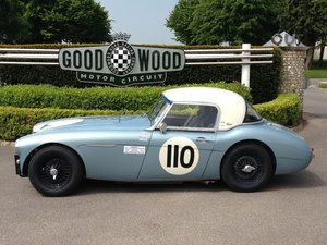 1958 Austin Healey 100-6 with 3 ltr Denis Welch engine For Sale