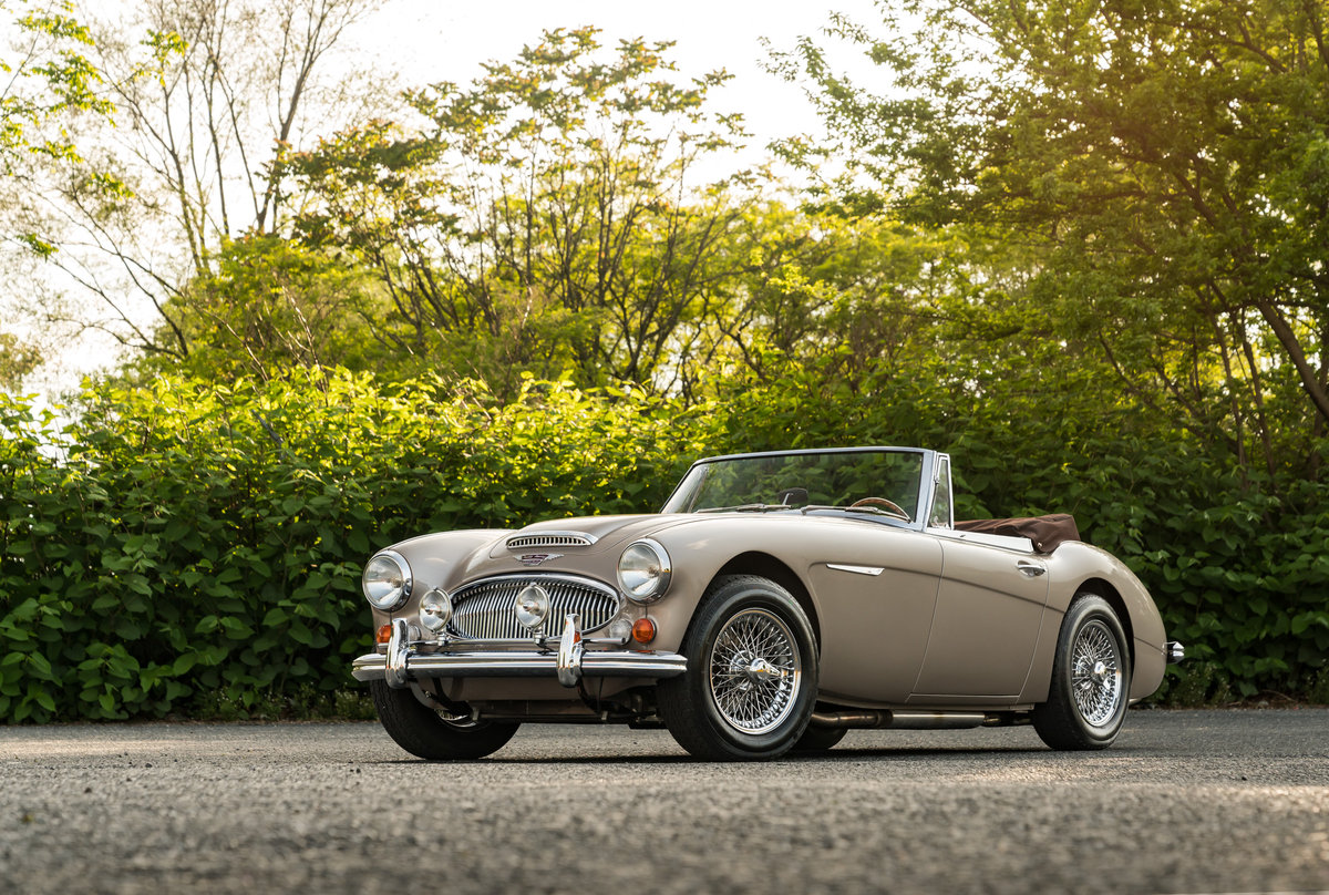 1967 Austin Healey 3000 MK III For Sale (picture 1 of 6)