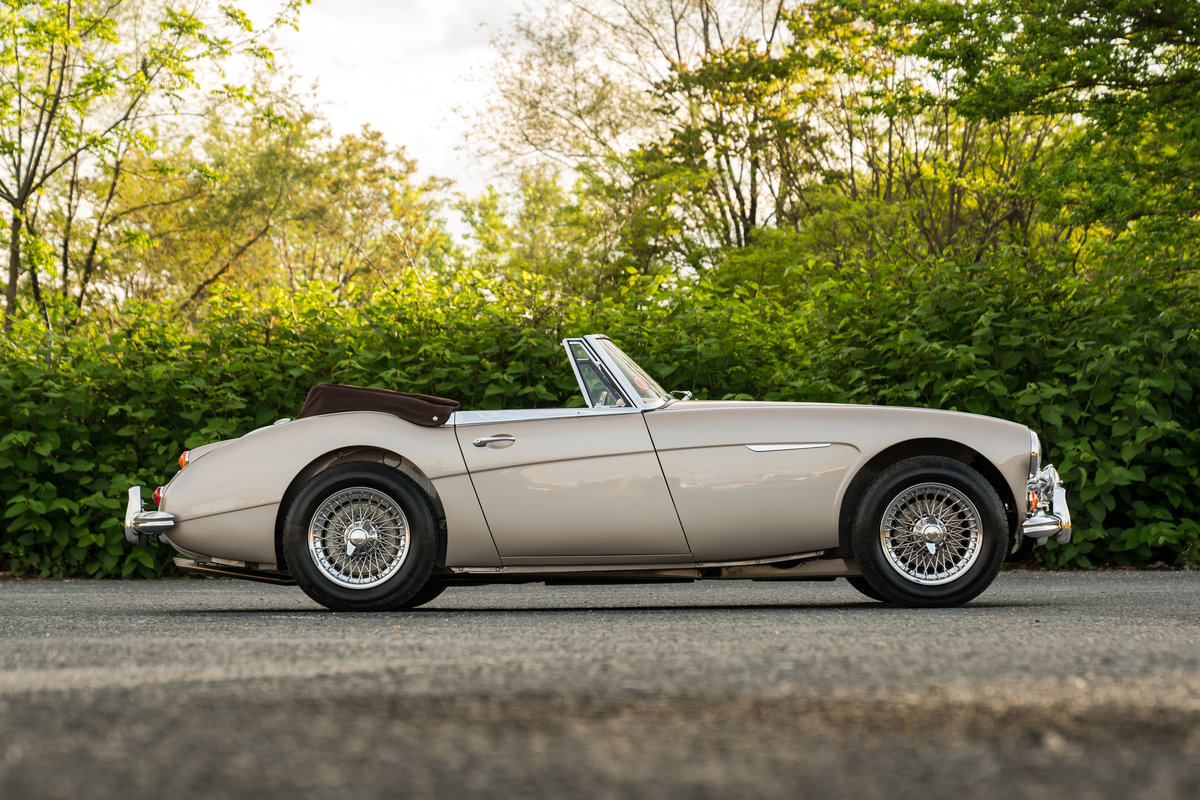 1967 Austin Healey 3000 MK III For Sale (picture 2 of 6)