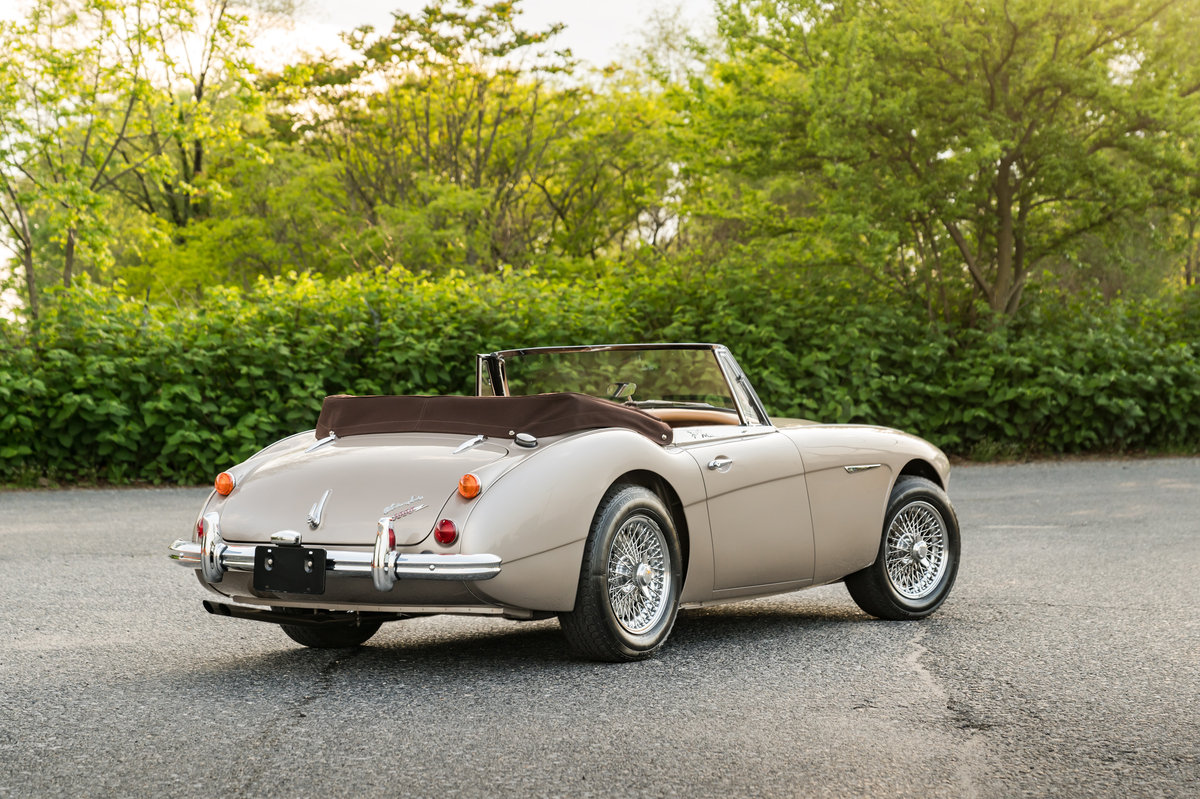 1967 Austin Healey 3000 MK III For Sale (picture 3 of 6)