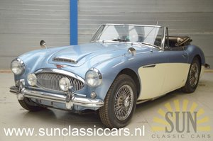 Austin Healey 3000 MK3 1964 with work For Sale