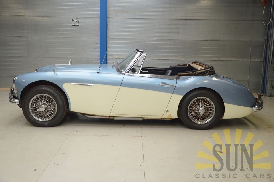 Austin Healey 3000 MK3 1964 with work For Sale (picture 4 of 6)