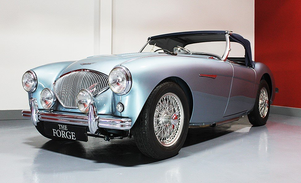 1953 Austin Healey Roadster For Sale (picture 1 of 6)