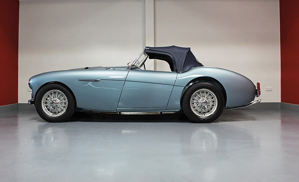 1953 Austin Healey Roadster For Sale (picture 4 of 6)