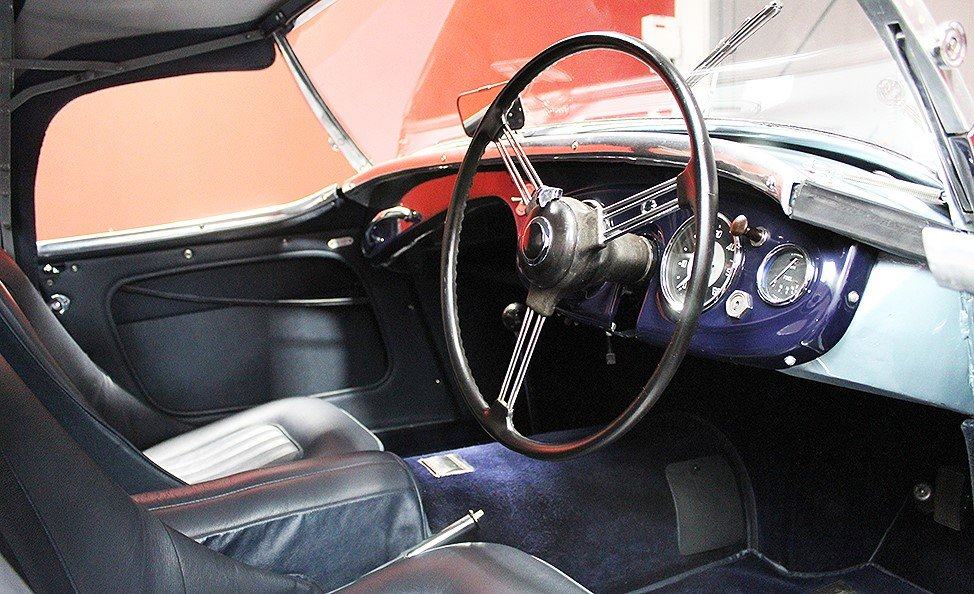 1953 Austin Healey Roadster For Sale (picture 6 of 6)