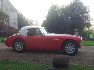 1957 Superb austin healey race/ rally evocation For Sale