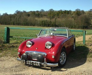 1959 Ausin-Healey Frogeye Sprite For Sale