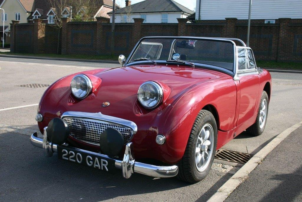 1959 Ausin-Healey Frogeye Sprite For Sale (picture 2 of 5)