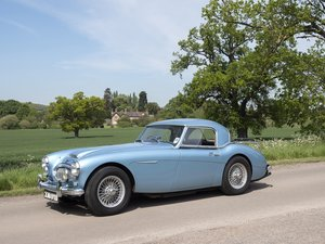 Austin Healey 3000 MKII BT7 UK Home Market RHD