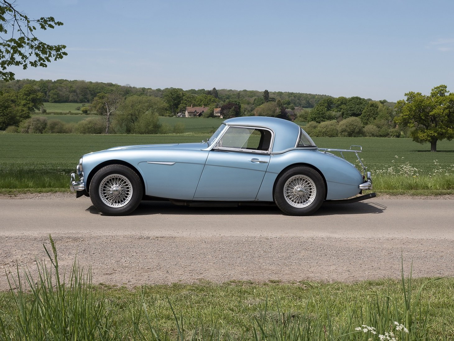 1962 Austin Healey 3000 MKII BT7 UK Home Market RHD For Sale (picture 2 of 6)