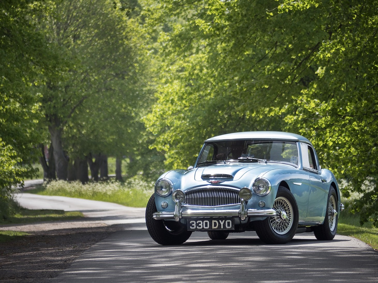 1962 Austin Healey 3000 MKII BT7 UK Home Market RHD For Sale (picture 5 of 6)