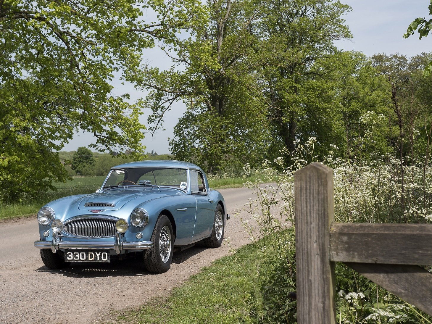 1962 Austin Healey 3000 MKII BT7 UK Home Market RHD For Sale (picture 6 of 6)