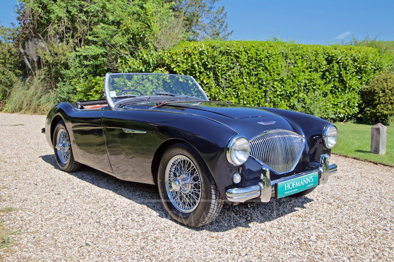 1955 AUSTIN-HEALEY 100/4 BN1  For Sale (picture 1 of 6)