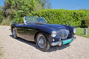 1955 AUSTIN-HEALEY 100/4 BN1  For Sale