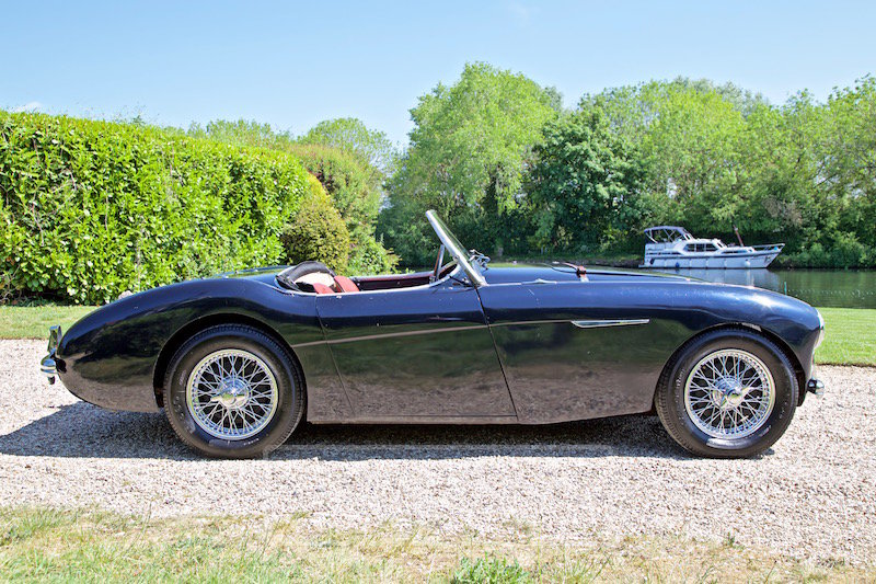 1955 AUSTIN-HEALEY 100/4 BN1  For Sale (picture 3 of 6)