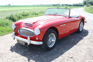 1962 AUSTIN HEALY 3000 MKII FOUR SEATER.  For Sale