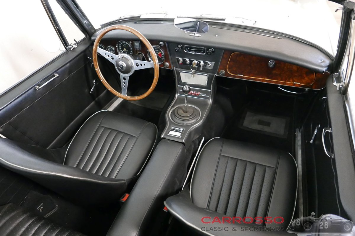 1965 Austin Healey 3000 MKIII BJ8 Restored + Overdrive ! For Sale (picture 2 of 6)
