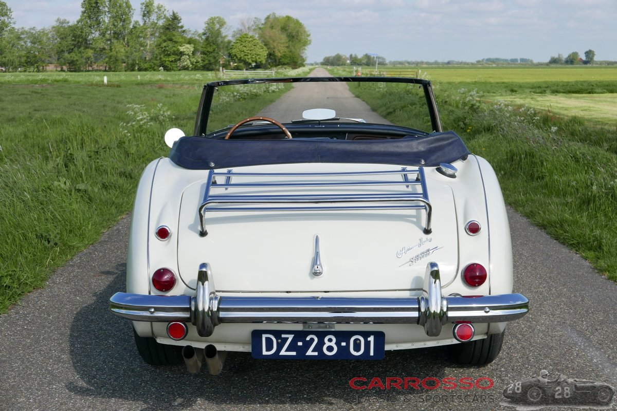 1965 Austin Healey 3000 MKIII BJ8 Restored + Overdrive ! For Sale (picture 6 of 6)