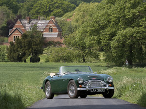 1966 Austin Healey 3000 MKIII  For Sale