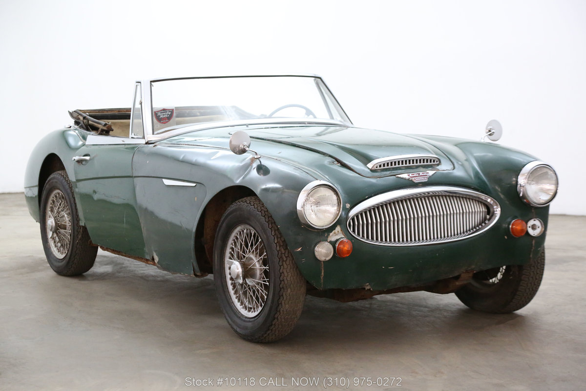 1966 Austin-Healey 3000 For Sale (picture 1 of 6)