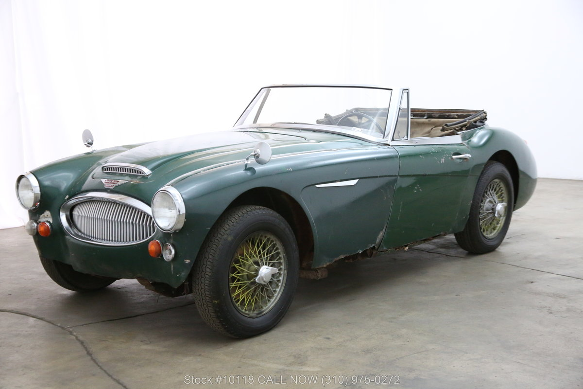 1966 Austin-Healey 3000 For Sale (picture 3 of 6)