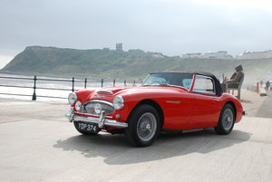 1961 Austin Healey 3000 Mk 2 BT7 For Sale