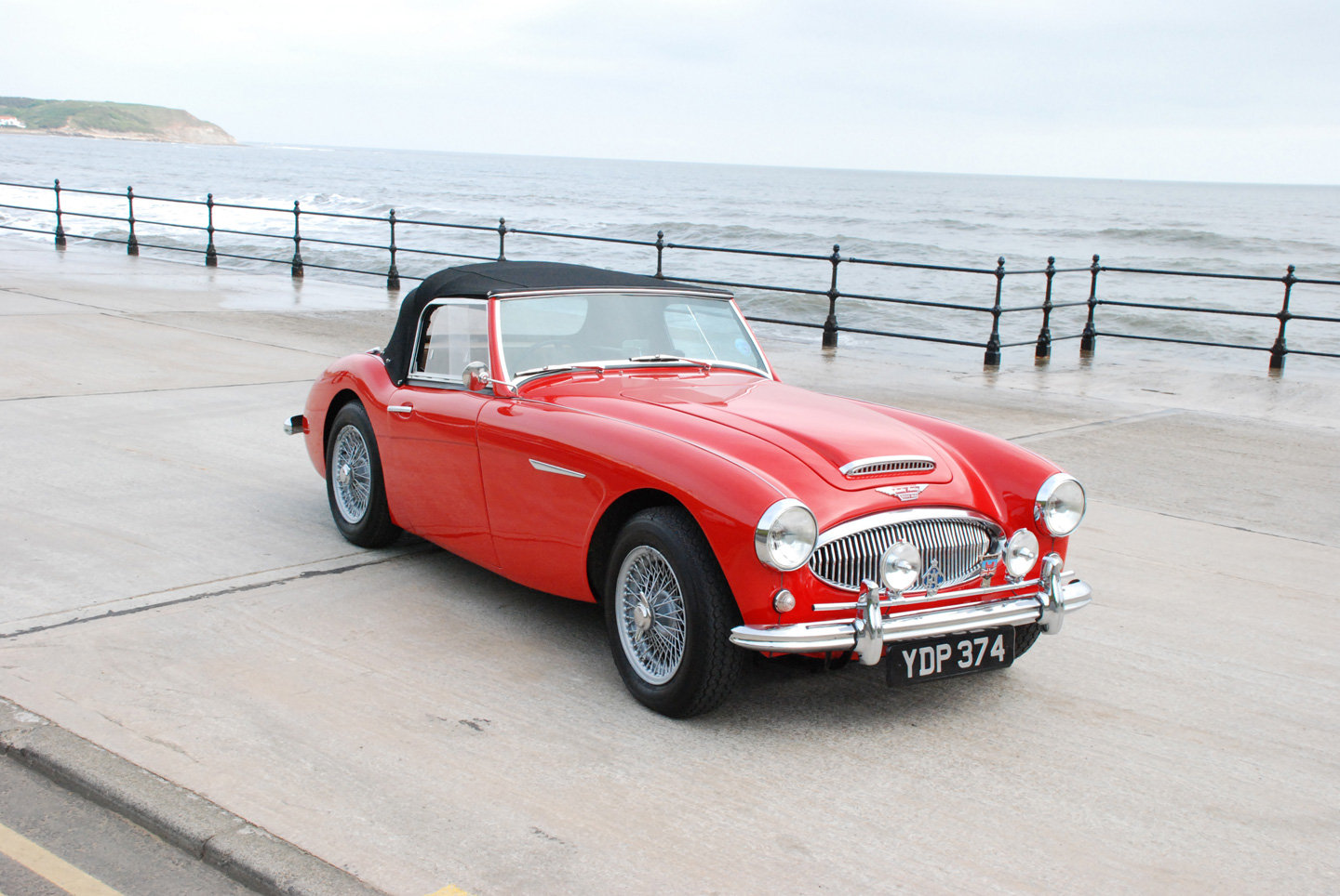 1961 Austin Healey 3000 Mk 2 BT7 For Sale (picture 2 of 6)