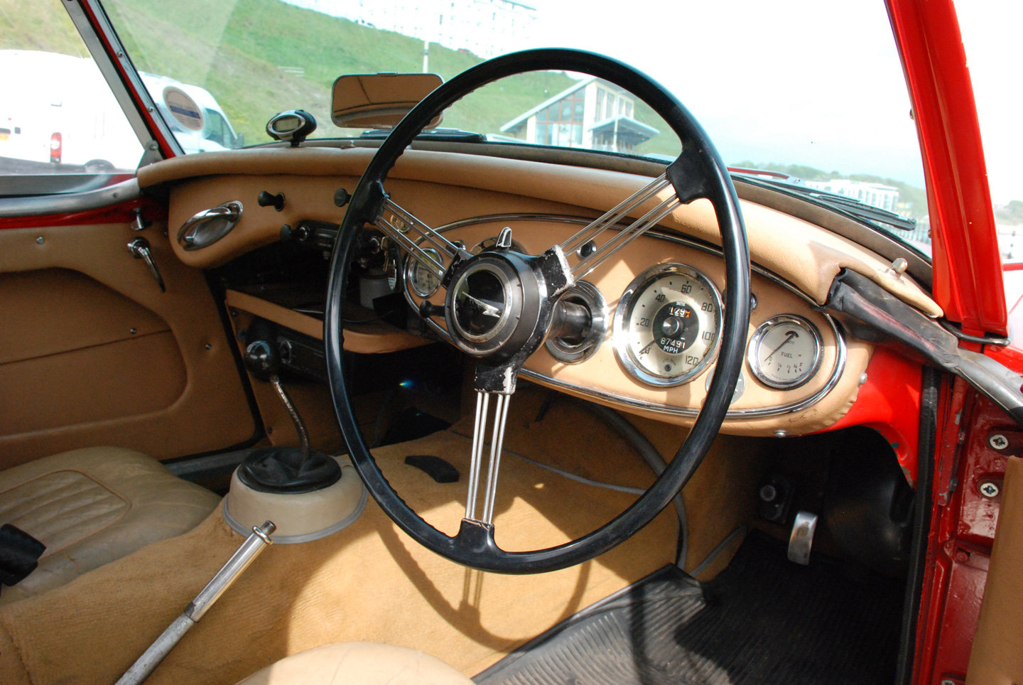 1961 Austin Healey 3000 Mk 2 BT7 For Sale (picture 6 of 6)
