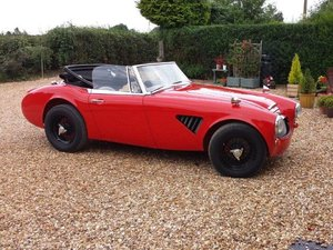 1965 Austin Healey 3000 MKIII BJ8 at ACA 15th June  For Sale