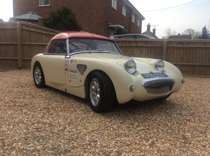 1960 Austin Healey Sprite competition/ road legal Frogeye  For Sale