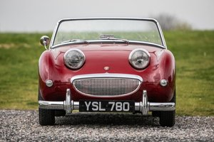 Picture of 1960 Austin Healey Frogeye Sprite MK1 Ruby Red SOLD