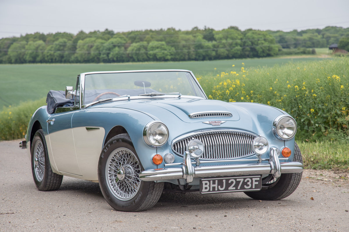 1967 Austin Healey 3000 MkIII | Nicely Modernised SOLD (picture 1 of 6)