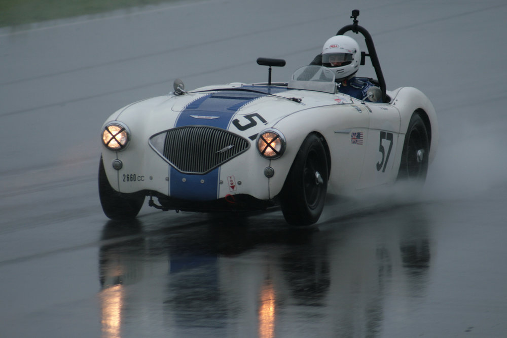 1956 Healey 100M spec race car  For Sale (picture 4 of 6)