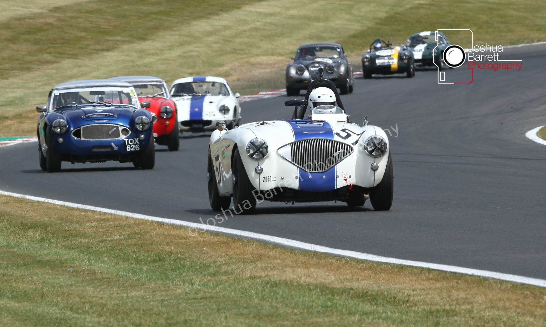 1956 Healey 100M spec race car  For Sale (picture 6 of 6)