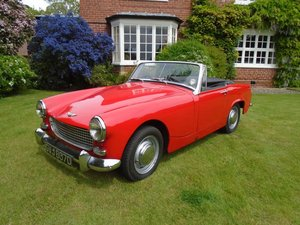 1966 Austin Healey Sprite Mk III SOLD