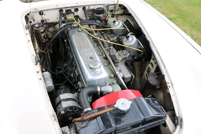 1967 Austin Healey 3000 Mk3 UK RHD SOLD (picture 4 of 5)