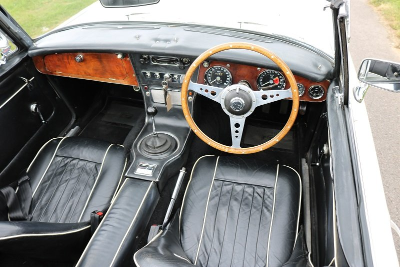 1967 Austin Healey 3000 Mk3 UK RHD SOLD (picture 5 of 5)