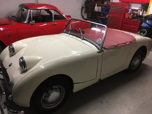 1960 Austin Healey Frogeye sprite For Sale