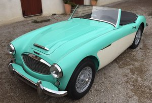 1957 AUSTIN HEALEY 100/6  For Sale