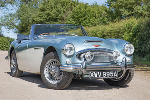 1964 AUSTIN HEALEY 3000 MKIII PHASE I | HEALEY BLUE METALLIC SOLD