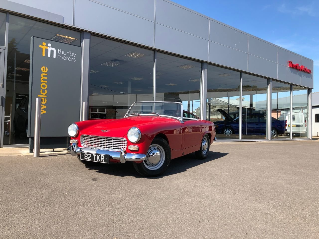 1946 Austin Healey Sprite For Sale (picture 1 of 6)