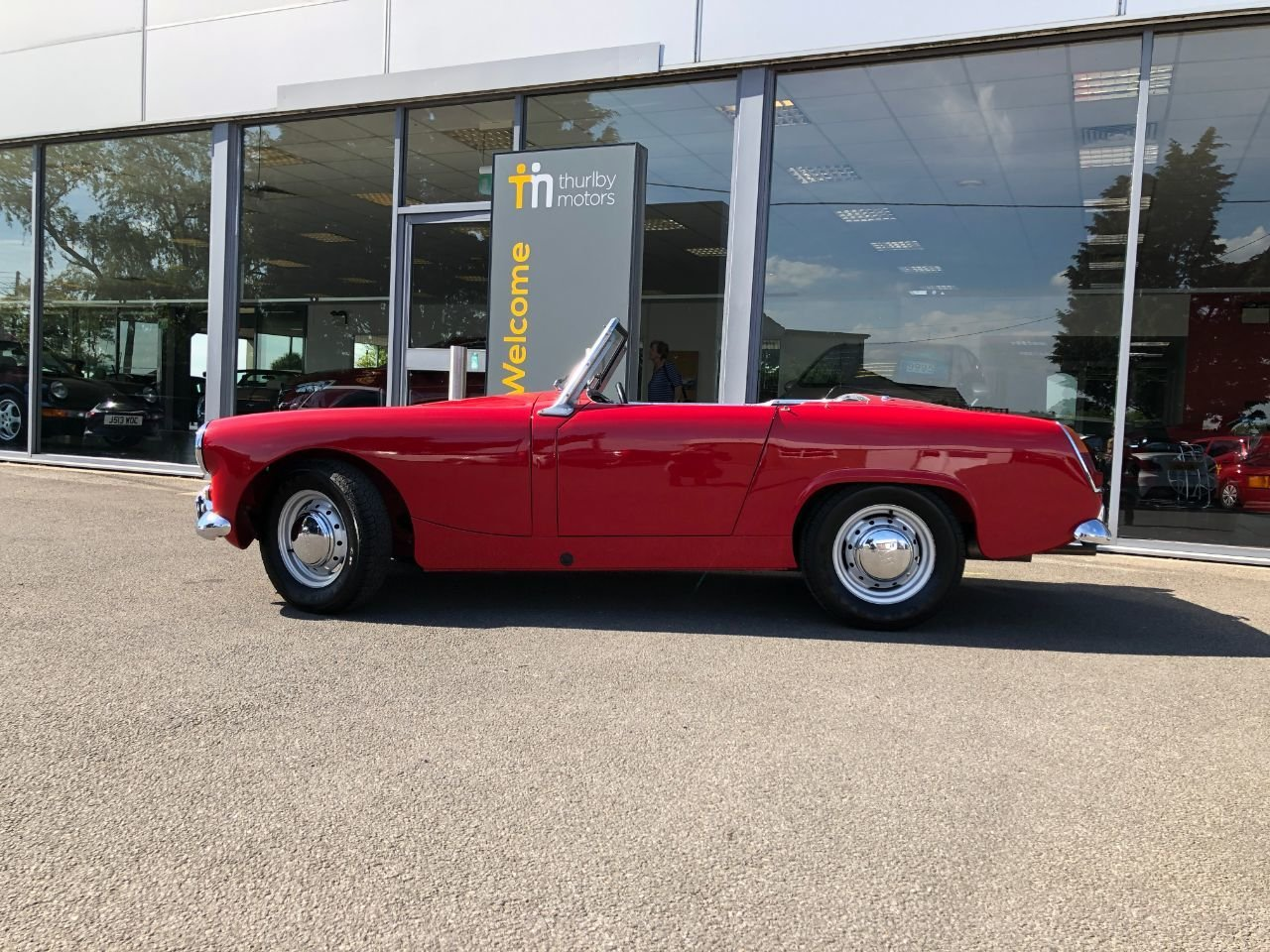 1946 Austin Healey Sprite For Sale (picture 2 of 6)