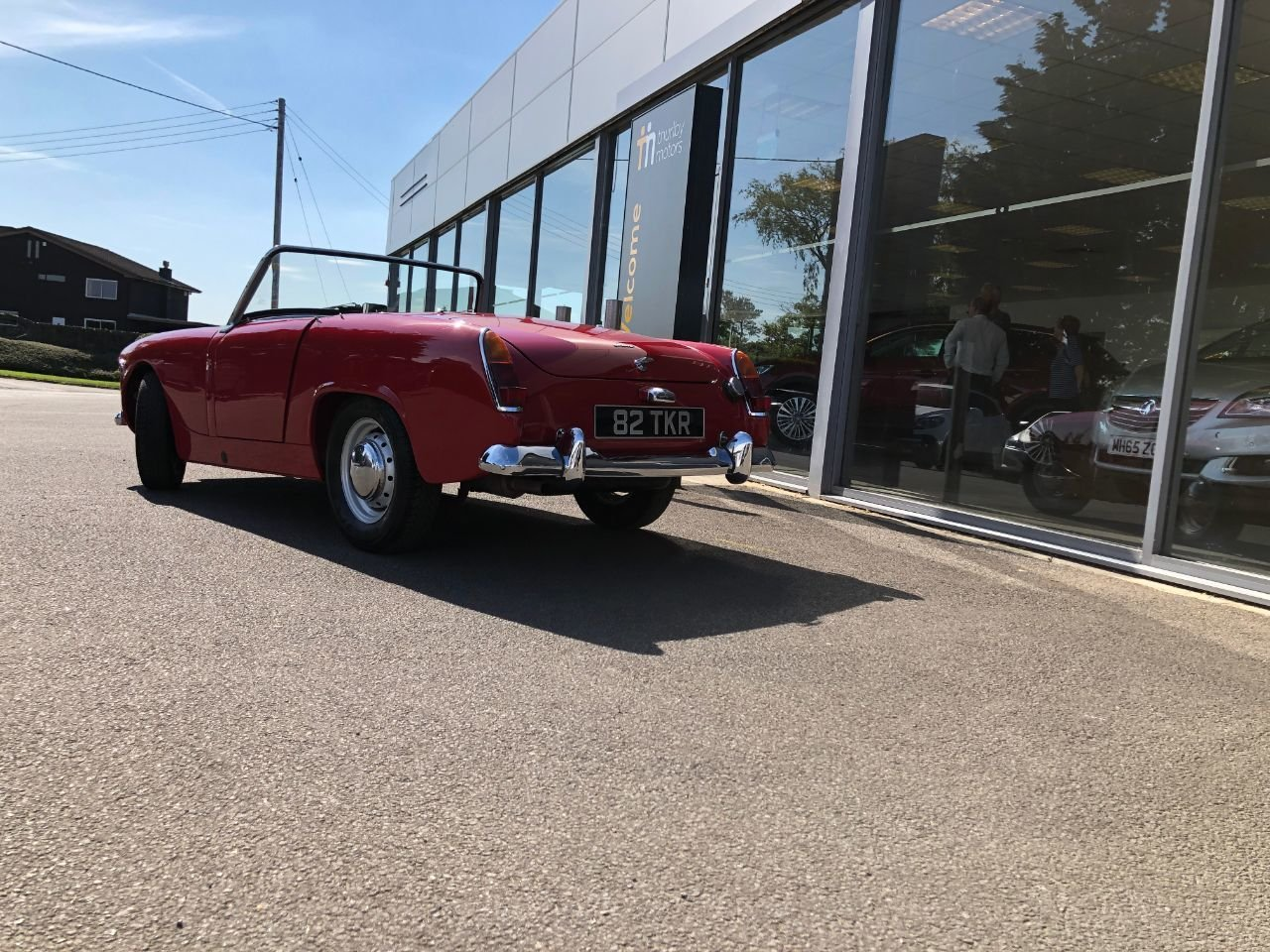 1946 Austin Healey Sprite For Sale (picture 3 of 6)