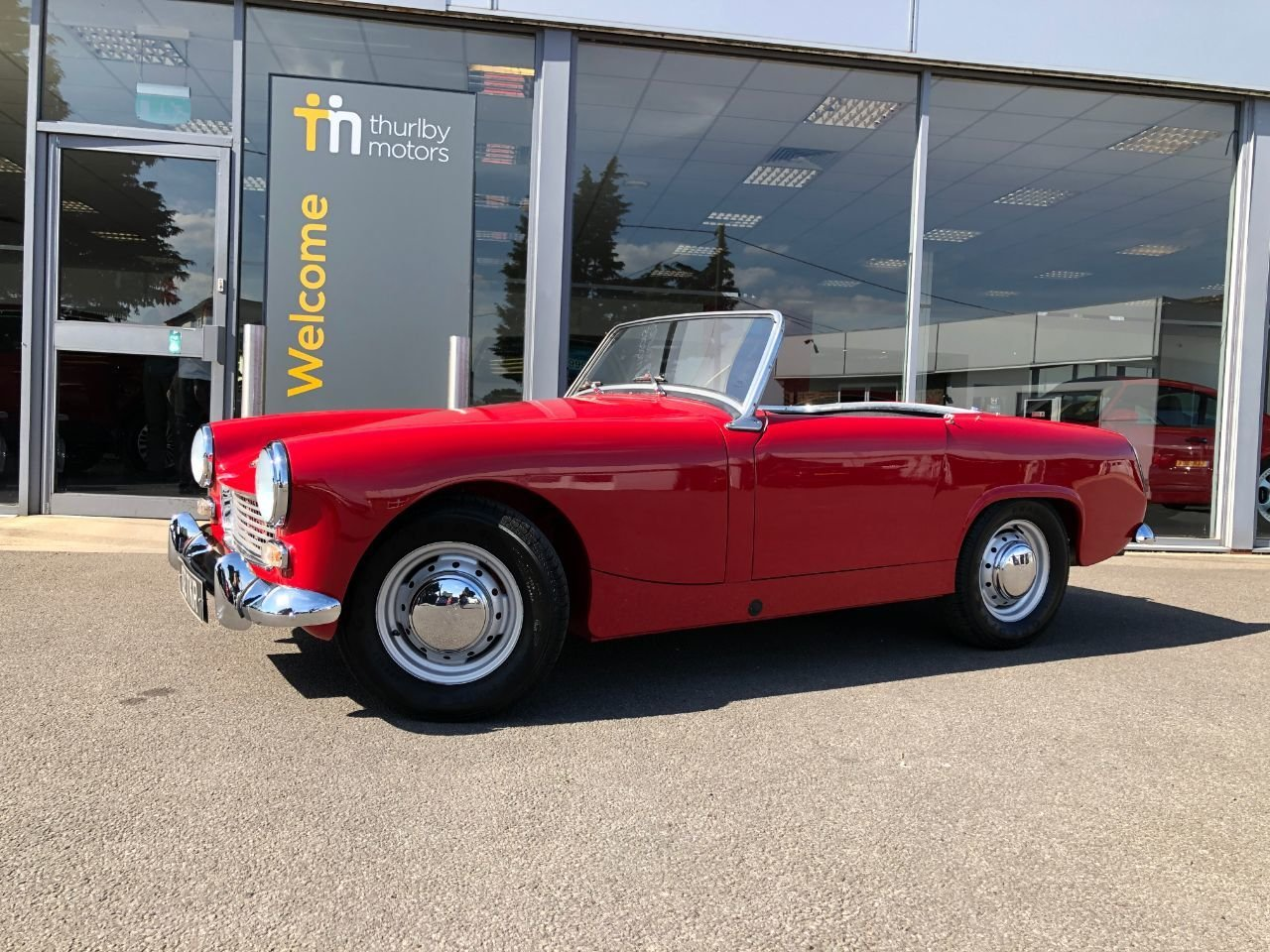 1946 Austin Healey Sprite For Sale (picture 4 of 6)