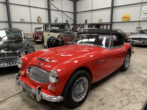 1967 AUSTIN HEALEY 3000 MK 3  Phase 2.  SOLD