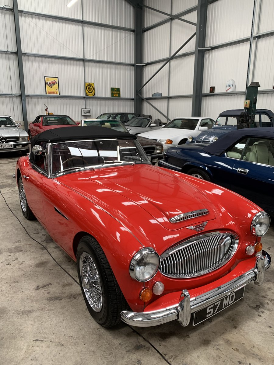 1967 AUSTIN HEALEY 3000 MK 3  Phase 2.  SOLD (picture 3 of 6)
