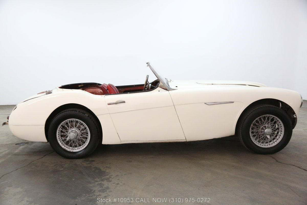 1961 Austin-Healey 3000 BT7 For Sale (picture 2 of 6)