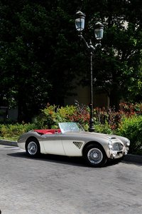 1959 - Austin-Healey 100-Six SOLD by Auction