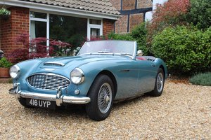 Austin Healey 100/6 1958 - To be auctioned 26-07-19 For Sale by Auction